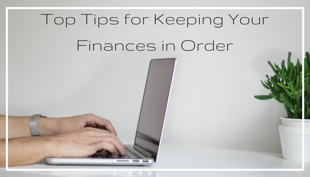 Top Tips for Keeping Your Small Business Finances in Order